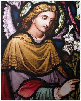 Poster Archange Gabriel