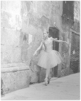 Poster Danseur 4