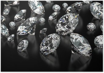 Poster Diamonds