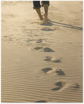 Poster Footprints