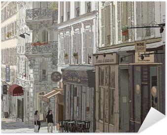 Poster Gata i Montmartre