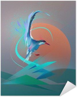 Poster HD Bird seagull tern