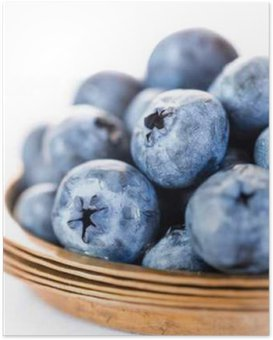 Poster HD Blueberry