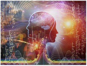 Poster HD Lumières de l'esprit humain