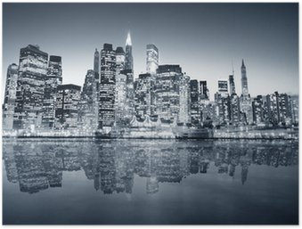 New York manhattan Poster HD