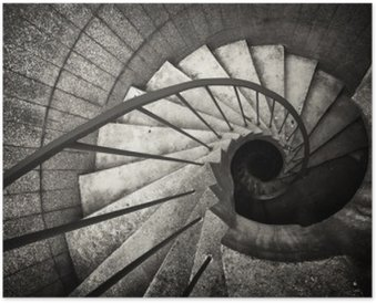 spiral staircase Poster HD