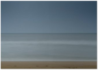 Poster HD Spokojne morze