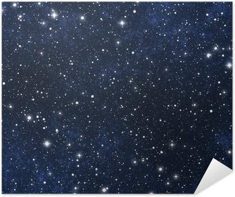 star filled night sky Poster HD
