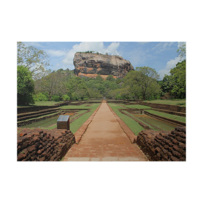 Sigiriya Poster • Pixers® • We live to change
