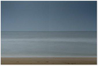 Poster Spokojne morze
