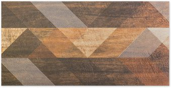 Poster Tegels met geometrische vormen