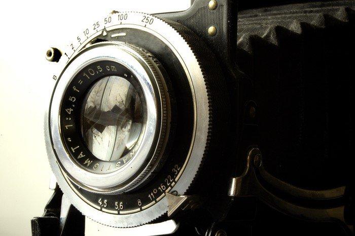 PVC Print antique camera - Themes