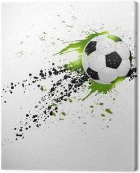 Quadro su Tela Calcio di design