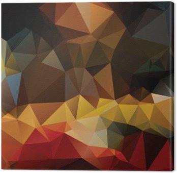 Quadro su Tela Colorato sfondo astratto