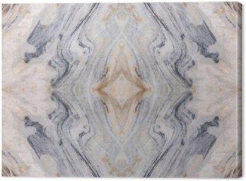 Quadro su Tela Estratto di marmo superficie del pavimento pattern texture di sfondo