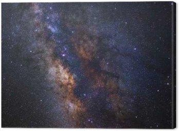 Quadro su Tela Il centro della Via Lattea