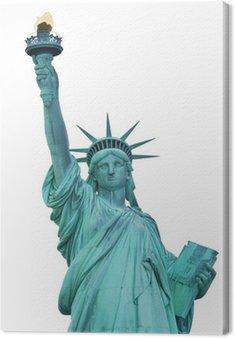 Quadro em Tela Estátua da Liberdade, Nova York.