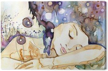 Quadro em Tela marzenia senne