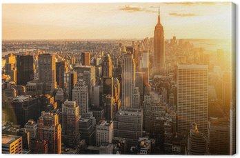 Quadro em Tela New York
