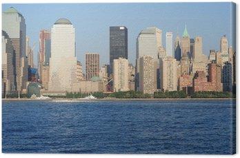 Quadro em Tela Nova York Cityscape