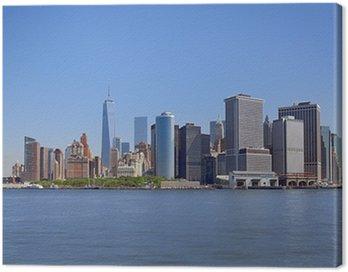 Quadro em Tela Nova York - Manhattan