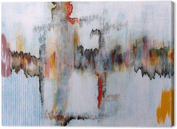 Quadro em Tela Uma pintura abstrata