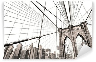 Samolepicí Fototapeta Manhattan Bridge, New York City. USA.