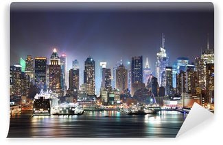 Samolepicí Fototapeta New York City Times Square