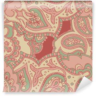 Samolepicí Fototapeta Paisley. Bezešvé vzor. Orientální tradiční pattern.A šablony pro tiskovou textilie, balicí papír, textiles.Limited Palette