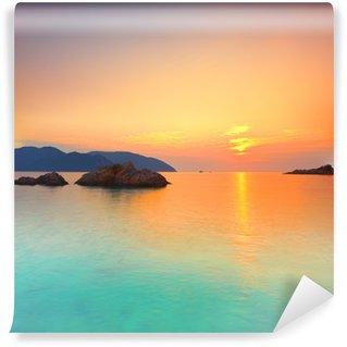 Samolepicí Fototapeta Východ slunce