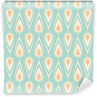 Selbstklebende Fototapete Seamless vintage pattern