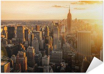 Selbstklebendes Poster New York