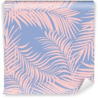 palm pattern Self-Adhesive Wall Mural