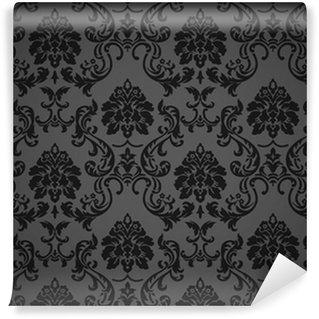 papier peint baroque wall mural vinyl pixers we. Black Bedroom Furniture Sets. Home Design Ideas