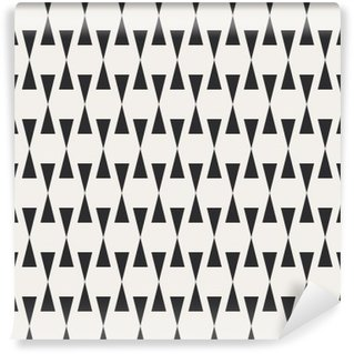 seamless geometric pattern Self-Adhesive Wall Mural