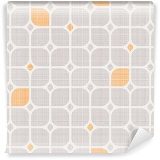 Self-Adhesive Wall Mural seamless geometric pattern