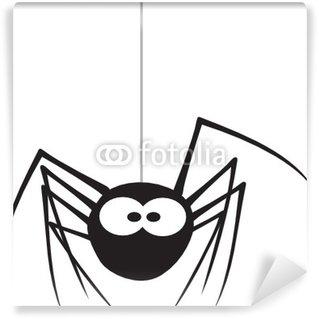 Self-Adhesive Wall Mural Spider
