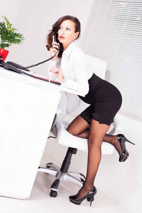секси секретарши фото