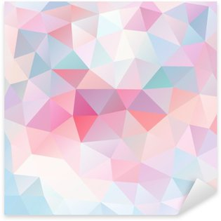 Sticker - Pixerstick abstract background