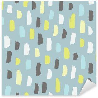Abstract pattern. Sticker - Pixerstick