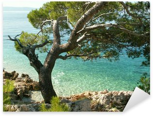 Adriatic seaside Sticker - Pixerstick