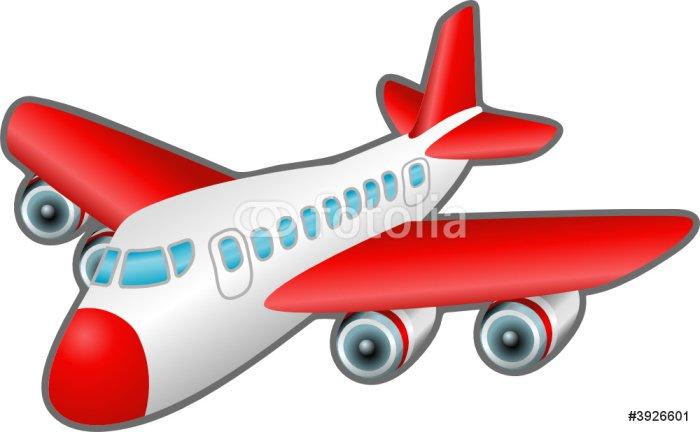 Sticker - Pixerstick Aeroplane - Destinations