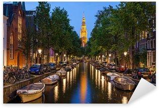 Pixerstick Sticker Amsterdamse grachten