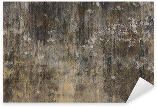 Sticker Pixerstick Ancien mur