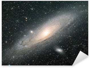 Sticker - Pixerstick Andromeda Galaxy