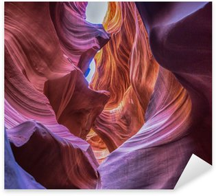Sticker Pixerstick Antelope canyon