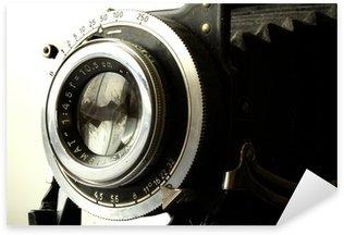 antique camera Sticker - Pixerstick