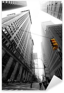 Pixerstick Sticker Avenue nieuwe yorkaise