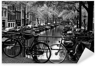 Pixerstick Sticker Bloemgracht d'Amsterdam