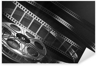 Sticker Pixerstick Bobine de film cinéma